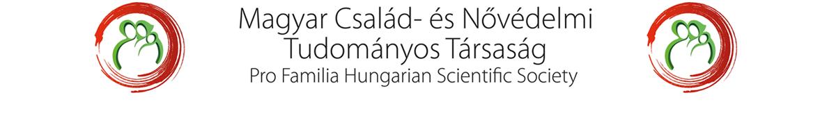 Magyar Család- és Nővédelmi Tudományos Társaság